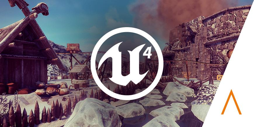 Curso avanzado de videojuegos con Unreal Engine 4